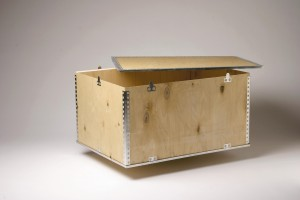 FOLDABLE BOXES FROM PLYWOOD