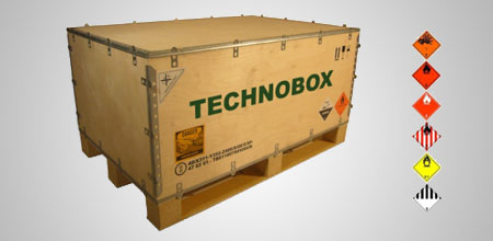 Dangerous goods boxes