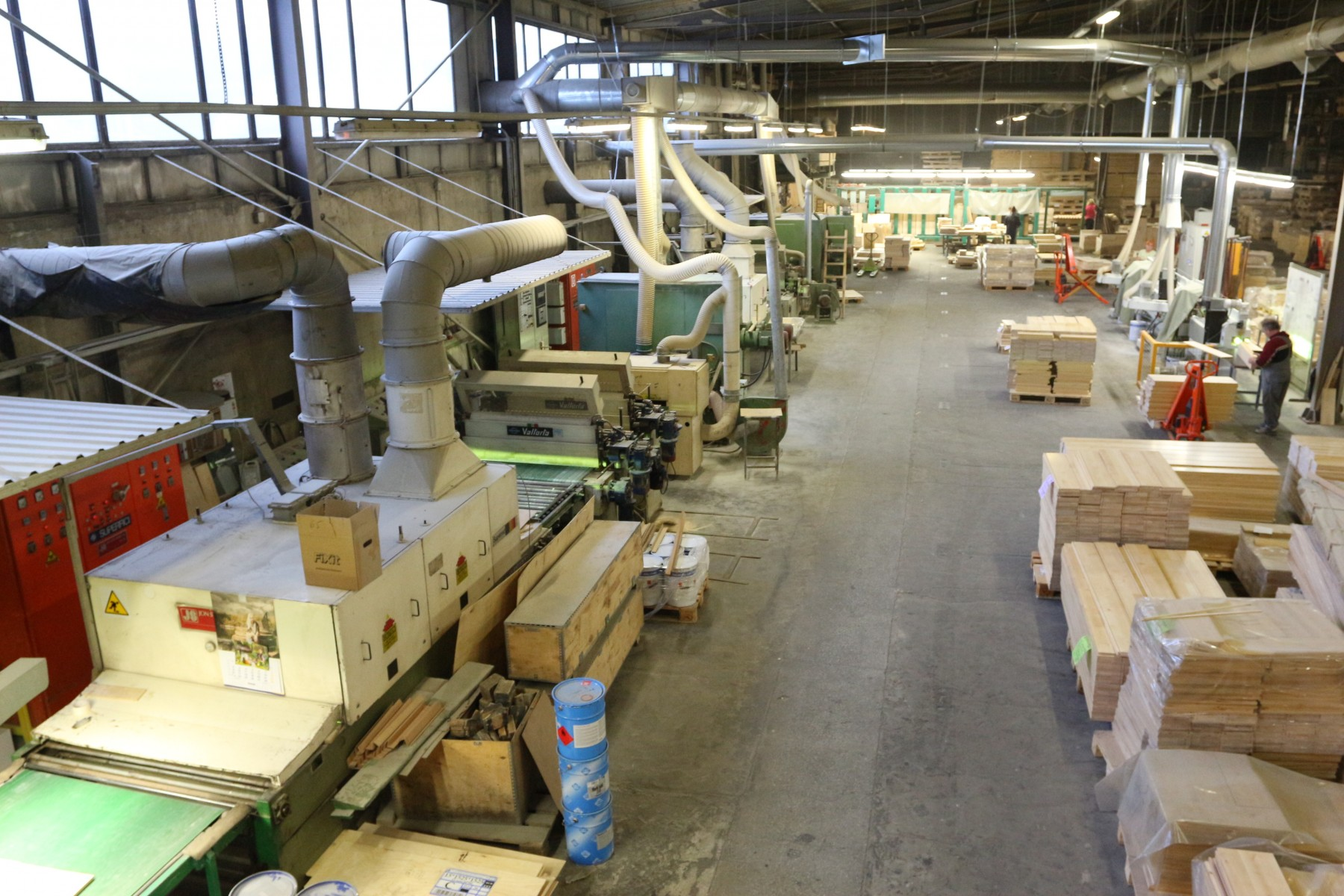 Furniture And Plywood Components Factory Technomar